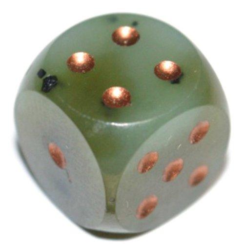 Nephrite dice