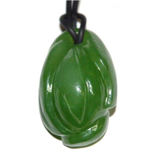 Nephrite jade pendant russian siberian stone russian gems shop nephrite pendant aloadofball Choice Image