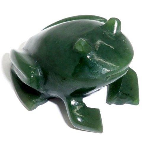 Nephrite frog