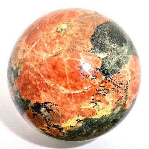 Elpidite sphere