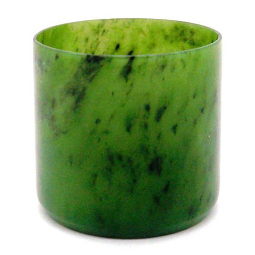 Nephrite cup