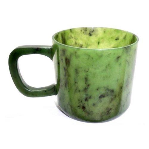 Nephrite mug