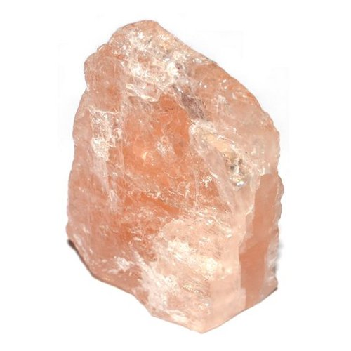 raw morganite stone