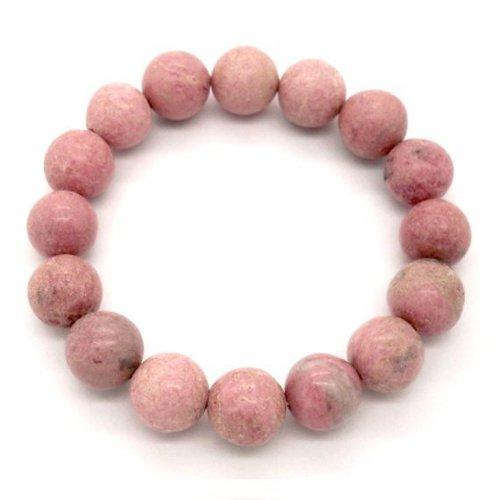 Rhodonite bracelet