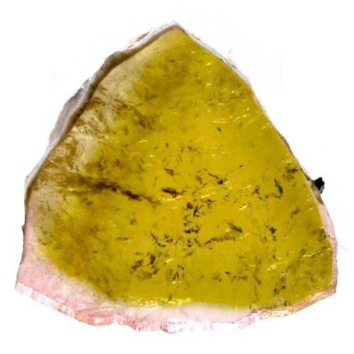 Tourmaline slice