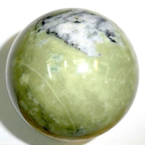 Ophicalcite sphere