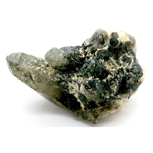 Smoky quartz crystals