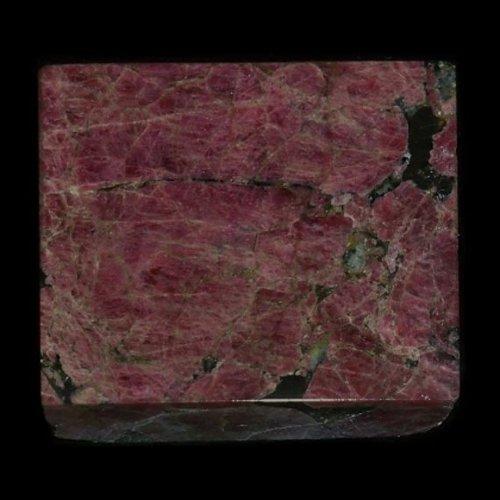 Eudialyte specimen