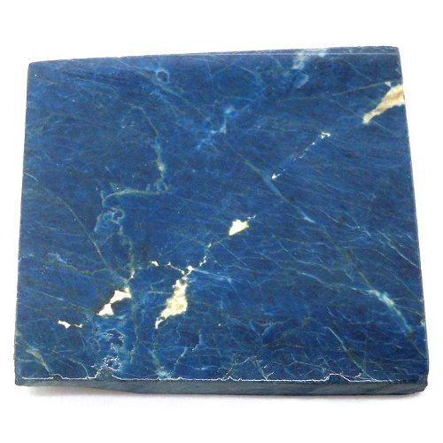 Lazulite slab