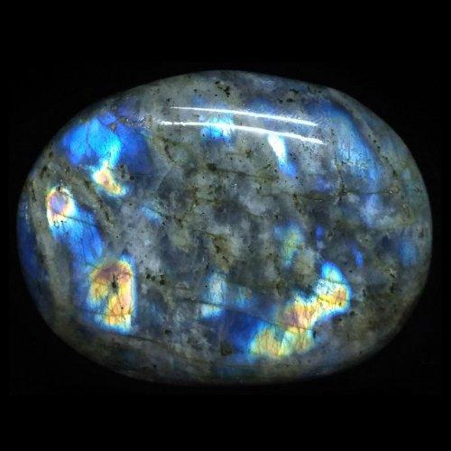 Labradorite pebble