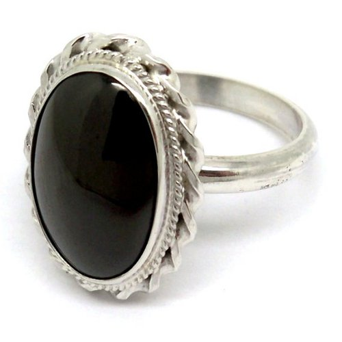 Elite Shungite Ring Russia Karelia
