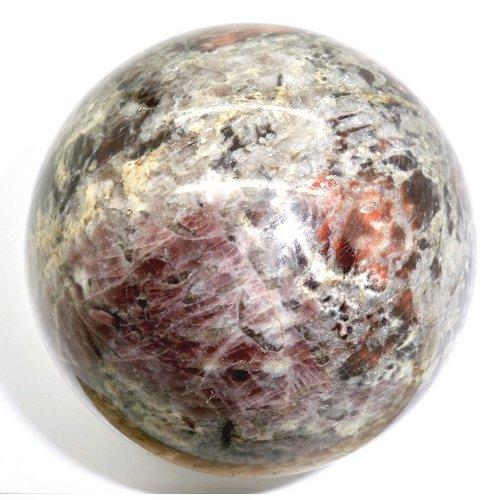 Feldspar sphere