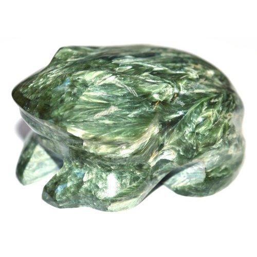 Seraphinite frog