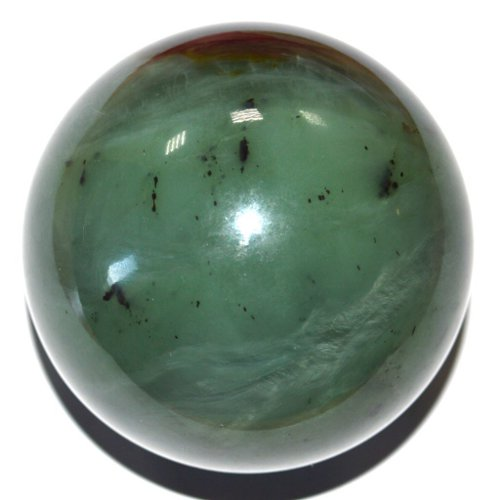 Nephrite sphere