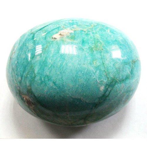 Amazonite pebble