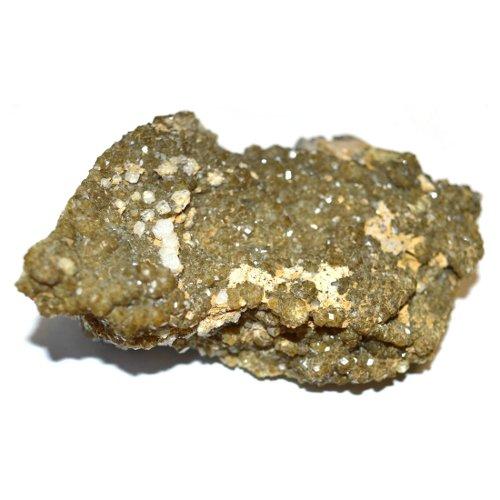 Garnet crystals