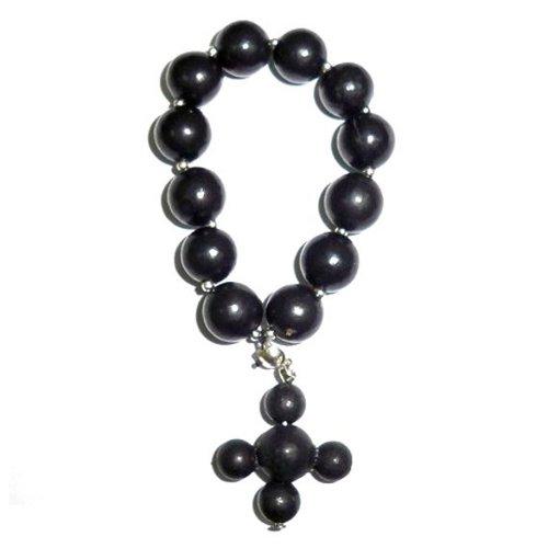 Shungite rosary