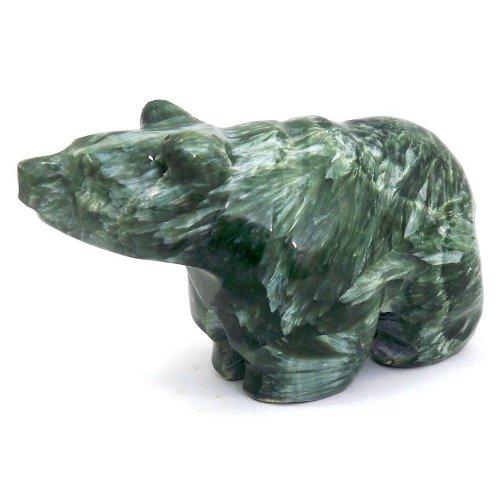 Seraphinite bear