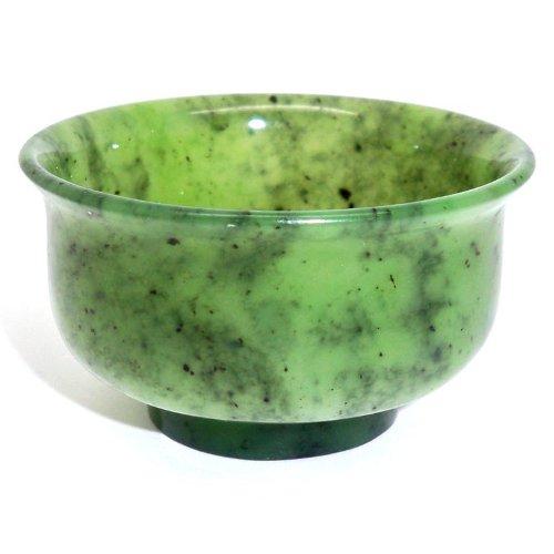Nephrite bowl