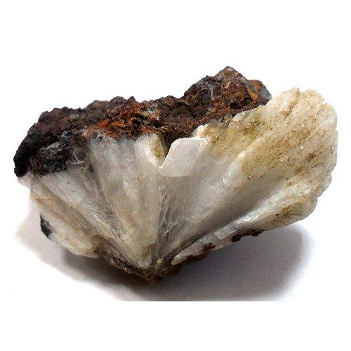 Hemimorphite crystals