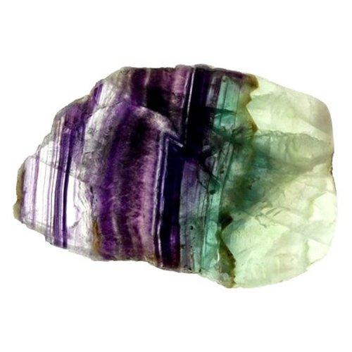 Fluorite slice