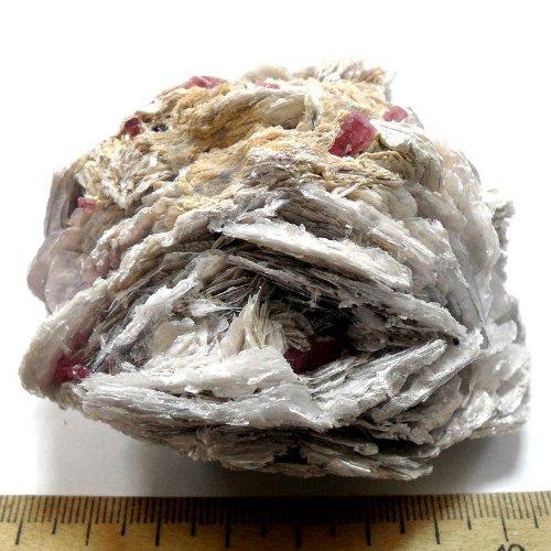 Lepidolite specimen
