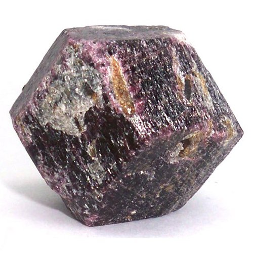 Almandine crystal