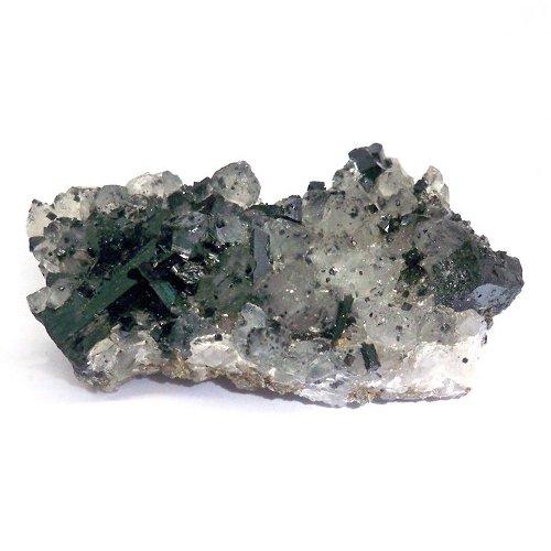Ilvaite crystals