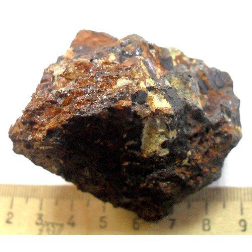 Wolframite specimen