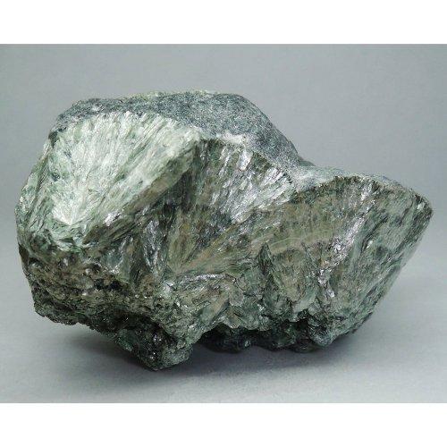 Seraphinite specimen