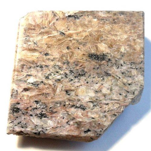 Pectolite specimen