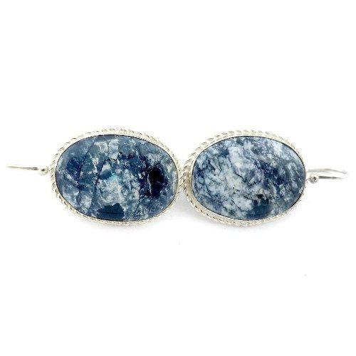 Rhodusite earrings