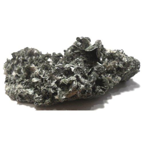 Seraphinite crystals