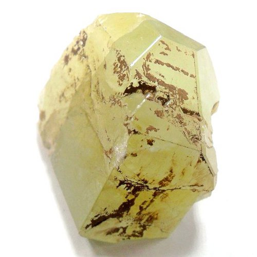 Datolite crystal