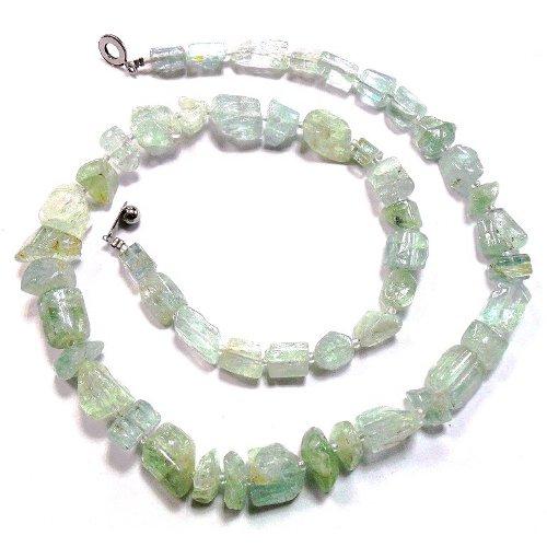 Beryl necklace