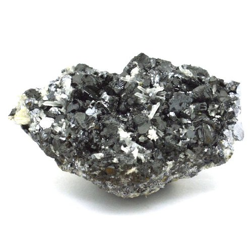 Sphalerite crystals