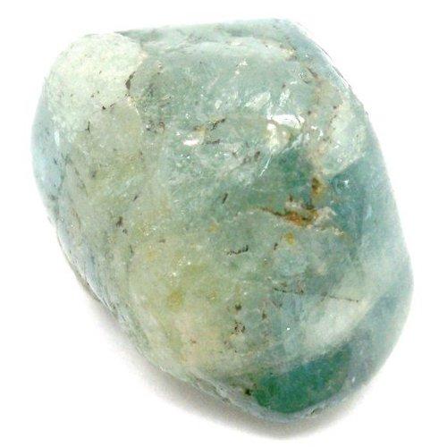Aquamarine pebble